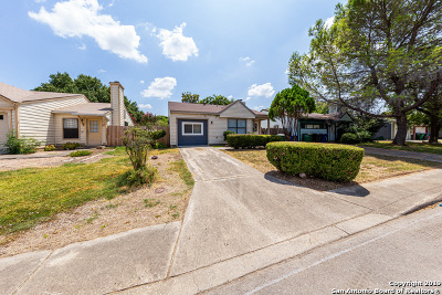 San Antonio Single Family Home New: 6344 Village Club