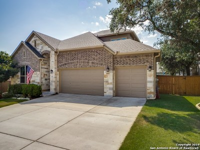 Boerne Single Family Home New: 9914 Jon Boat Way