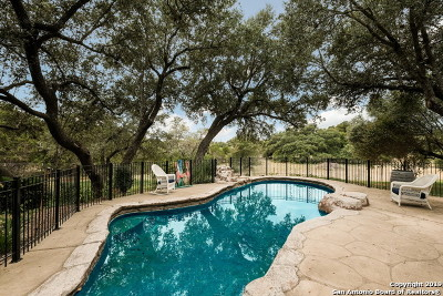Bulverde, Spring Branch, Canyon Lake Single Family Home New: 596 Indigo Run Dr