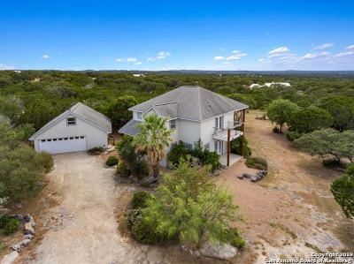 Bulverde, Spring Branch, Canyon Lake Single Family Home New: 333 Hidden Elm