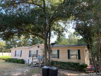 Elmendorf Single Family Home New: 3902 Red Bay Woods