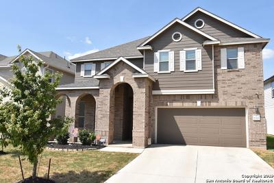 San Antonio Single Family Home New: 7915 Peaceful Glade