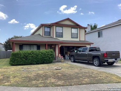 San Antonio Single Family Home New: 7210 Carriage Fern