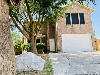 San Antonio Single Family Home New: 11038 Victors Hill