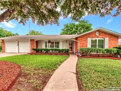 San Antonio Single Family Home New: 307 Patricia