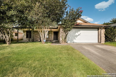 Schertz Single Family Home New: 4902 Cherry Tree Dr