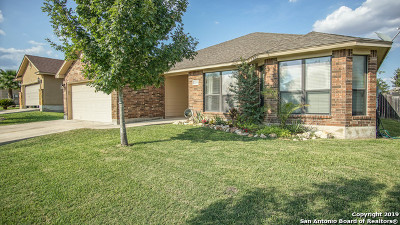 Cibolo, Schertz, New Braunfels Single Family Home New: 2215 Hazelwood