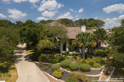 Boerne Single Family Home New: 7805 Colonial Woods