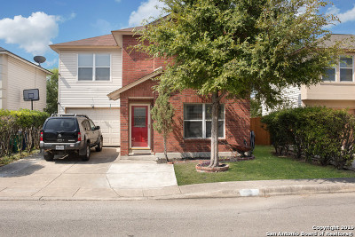 San Antonio Single Family Home New: 5 Even Post Pl