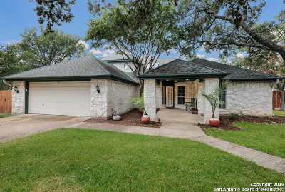 San Antonio Single Family Home New: 25509 Limestone Ridge