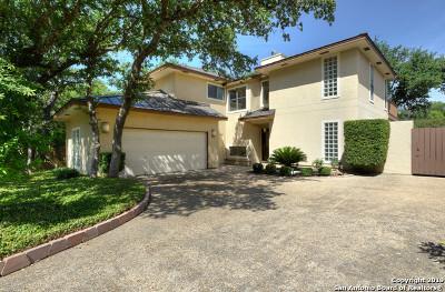San Antonio Single Family Home New: 13711 Bluff Villas Ct