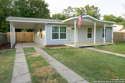 San Antonio Single Family Home New: 311 Kopplow Pl