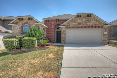 Cibolo, Schertz, New Braunfels Single Family Home New: 310 Posey Pass