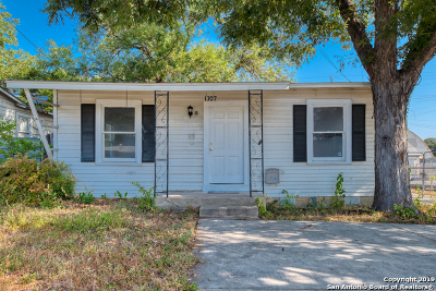 San Antonio TX Single Family Home New: $145,000