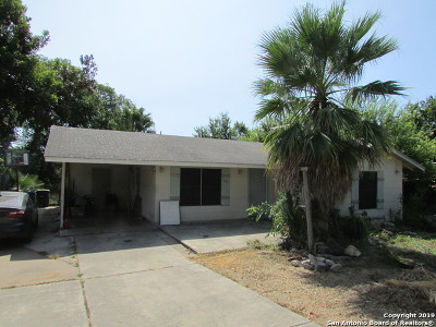San Antonio TX Single Family Home New: $99,900
