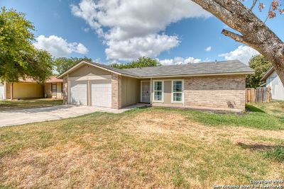 San Antonio TX Single Family Home New: $177,500