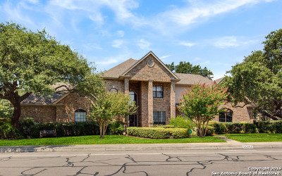 San Antonio Single Family Home New: 16251 Deer Crest