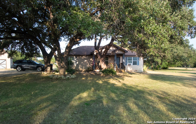 Castroville Single Family Home New: 220 County Road 468