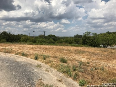 Converse Residential Lots & Land New: 10106 Cricket Pl
