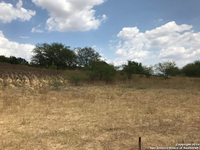 Converse Residential Lots & Land New: 8323 Comanche Pass