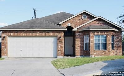 Bexar County Single Family Home New: 7610 Bit Circle