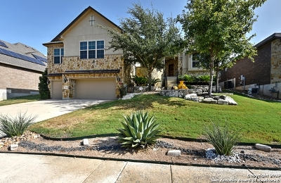 Helotes Single Family Home New: 10534 Springcroft Ct