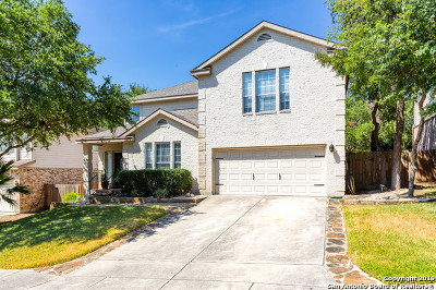 Schertz Single Family Home Active Option: 3712 Florence Grv
