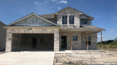 Cibolo, Schertz, New Braunfels Single Family Home New: 561 Moonvine