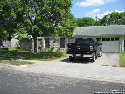 San Antonio TX Single Family Home New: $159,900