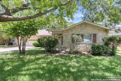 San Antonio TX Single Family Home New: $223,900