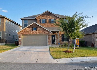 San Antonio TX Single Family Home New: $259,000