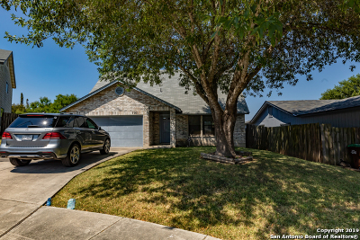 San Antonio Rental New: 7911 Oval Meadows