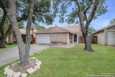 San Antonio Single Family Home New: 9631 Ivy Bend St