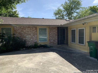 San Antonio Rental New: 13915 Anchorage Hill