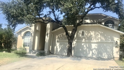 San Antonio Rental New: 18606 Elmbrook