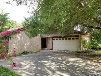 San Antonio Single Family Home New: 9728 Woodland Hills