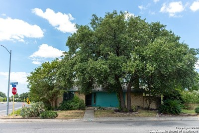 San Antonio Single Family Home New: 4207 Clear Lake Dr