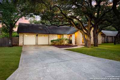 San Antonio Single Family Home New: 2503 Great Oaks Dr