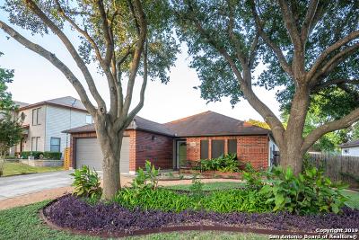 Schertz Single Family Home New: 3504 Davenport