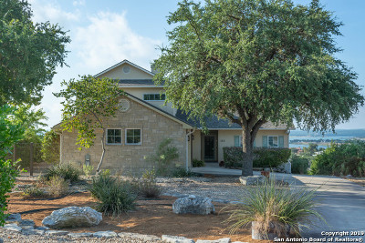 Bulverde, Spring Branch, Canyon Lake Single Family Home New: 185 Merlin Ct