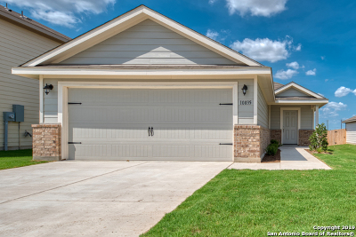 San Antonio Single Family Home New: 10835 Airmen Drive