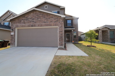 San Antonio Single Family Home New: 4435 Donley Bayou