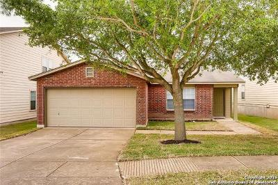 Cibolo Single Family Home New: 213 Gatewood Trace