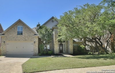 San Antonio Single Family Home Active Option: 2672 Inwood Briar