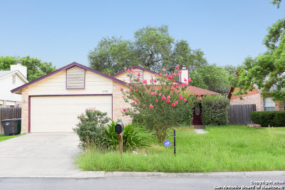 San Antonio Single Family Home New: 5759 Larkdale Dr