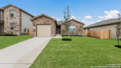 San Antonio Single Family Home New: 11723 Blackmore Leap
