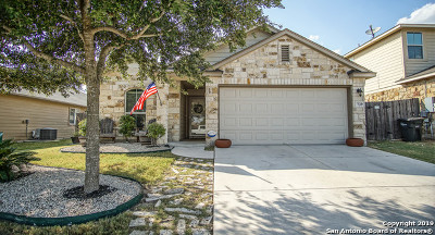 Cibolo, Schertz, New Braunfels Single Family Home New: 739 Guna Dr
