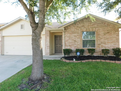 Cibolo Single Family Home New: 109 Pinto Pl