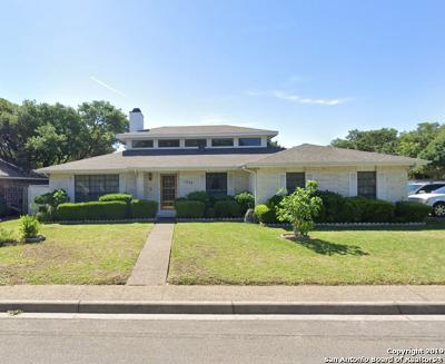 San Antonio Single Family Home New: 4534 Rock Elm Woods