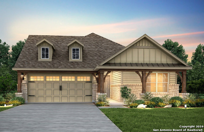 Schertz Single Family Home New: 9345 Canopy Bend